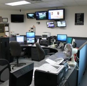 Photo of Upgraded Town of Evans Dispatch Center